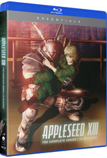 Funimation Entertainment Appleseed XIII Essentials Blu-Ray