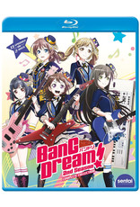 Sentai Filmworks BanG Dream! Season 2 Blu-Ray