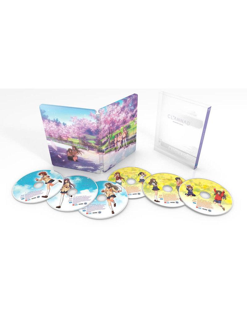 Sentai Filmworks Clannad Steelbook Blu-Ray