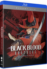 Funimation Entertainment Black Blood Brothers Essentials Blu-Ray