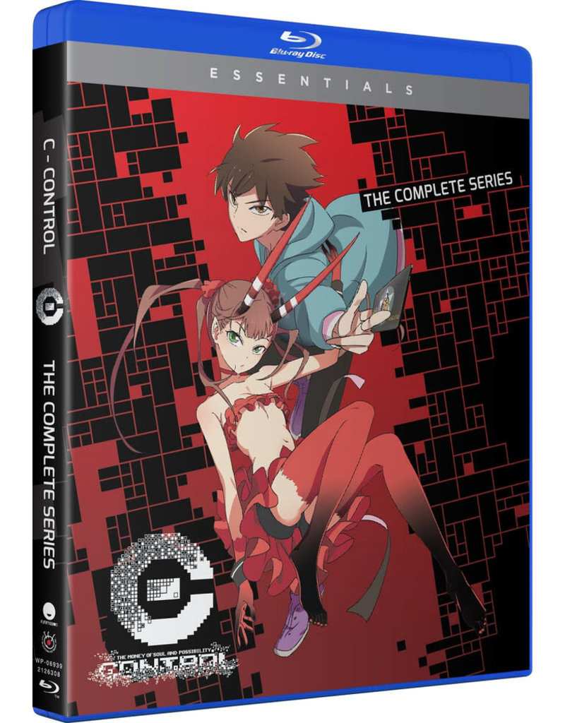 Funimation Entertainment C - Control Money Of Soul And Possibility Essentials Blu-Ray