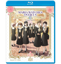 Sentai Filmworks Maria Watches Over Us Blu-Ray