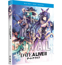 Funimation Entertainment Date A Live III Blu-Ray/DVD