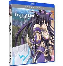 Funimation Entertainment Date A Live Season 1 Essentials Blu-Ray