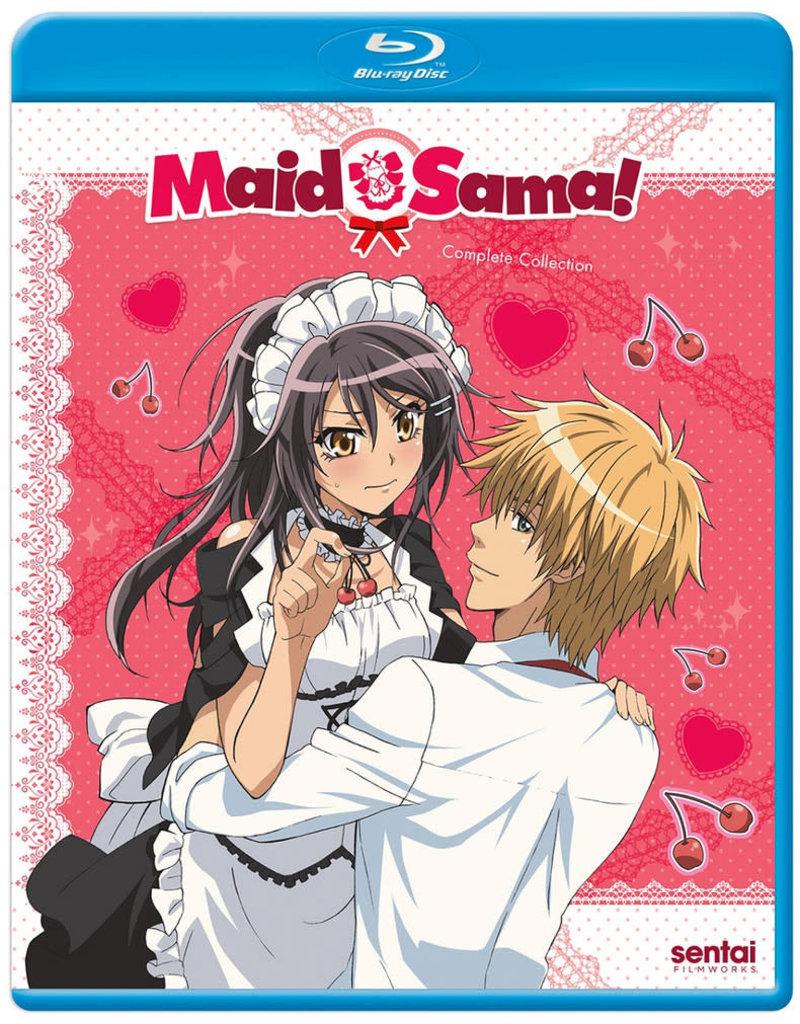 Sentai Filmworks Maid Sama Blu-Ray