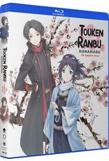 Funimation Entertainment Touken Ranbu Hanamaru Complete Series Blu-Ray
