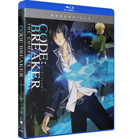 Funimation Entertainment Code Breaker Essentials Blu-Ray