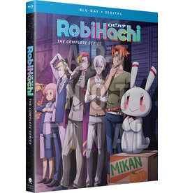 Funimation Entertainment RobiHachi Blu-Ray