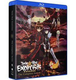 Funimation Entertainment Twin Star Exorcists Complete Series Blu-Ray