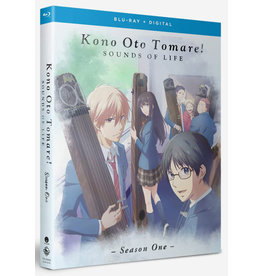 Funimation Entertainment Kono Oto Tomare! Sounds Of Life Season 1 Blu-Ray