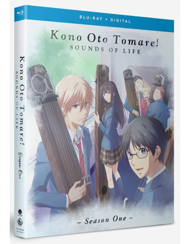 Funimation Entertainment Kono Oto Tomare! Sounds Of Life Season 1 Blu-Ray