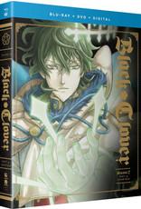 Funimation Entertainment Black Clover Season 2 Part 4 Blu-Ray/DVD