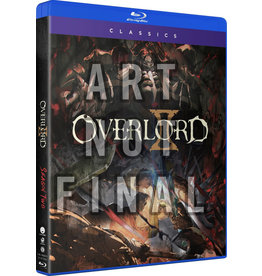 Funimation Entertainment Overlord Season 2 Classics Blu-Ray