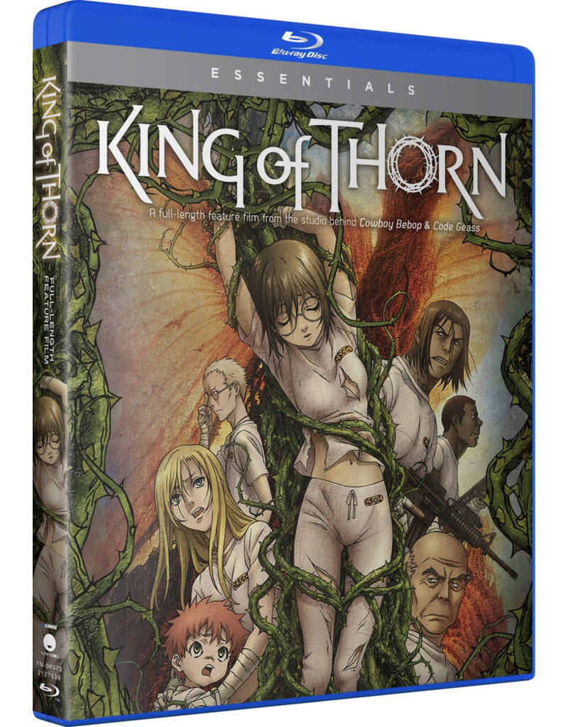 Funimation Entertainment King Of Thorn Essentials Blu-Ray