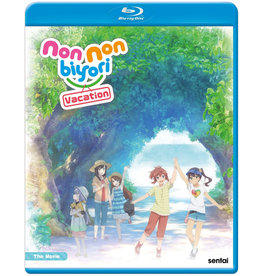 Sentai Filmworks Non Non Biyori Vacation Blu-Ray
