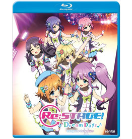 Sentai Filmworks RE: STAGE! Dream Days Blu-Ray