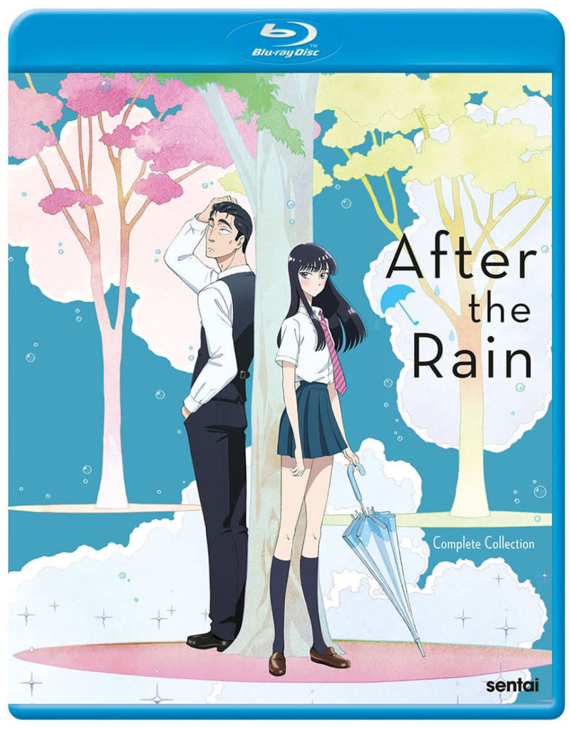 Sentai Filmworks After The Rain Blu-Ray