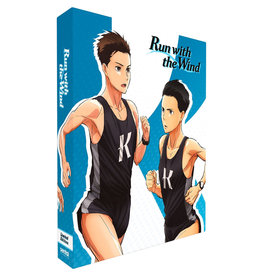 Sentai Filmworks Run With The Wind Premium Box Set Blu-Ray