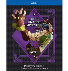 Viz Media Jojo's Bizarre Adventure Set 1 Blu-Ray