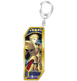 Bellfine Fate/Grand Order Vertical Keychain Archer Class