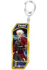 Bellfine Fate/Grand Order Vertical Keychain Archer