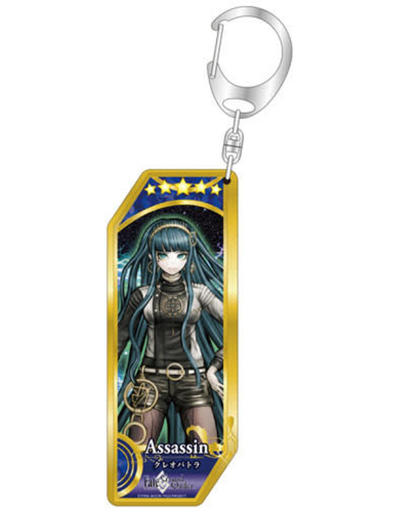 Bellfine Fate/Grand Order Vertical Keychain Assassin