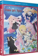 Funimation Entertainment Demon Lord, Retry! Blu-Ray