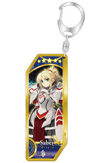Bellfine Fate/Grand Order Vertical Keychain Saber