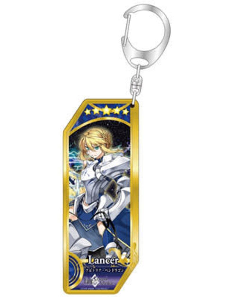Bellfine Fate/Grand Order Vertical Keychain Lancer