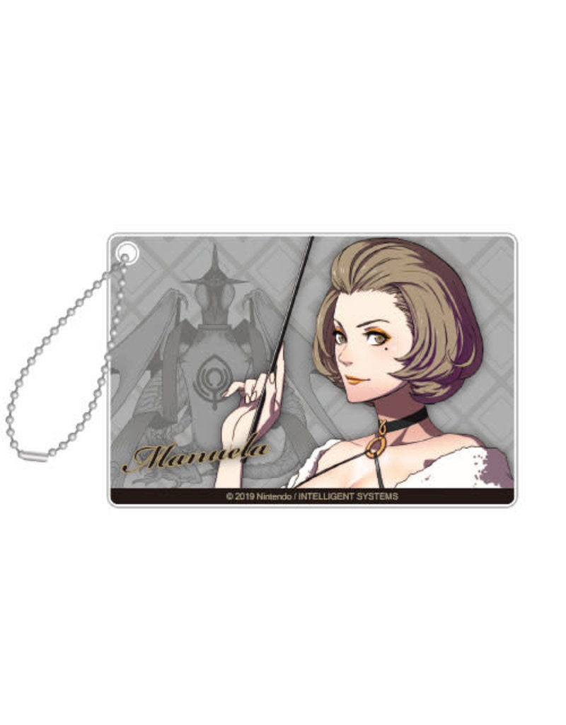 Fire Emblem Three Houses Seiros Acrylic Keychain