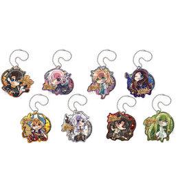 Fate/Grand Order Babylonia Pita! Deforme Acrylic Keychain Takara Tomy