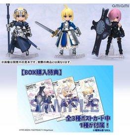 Megahouse Fate Grand Order Desktop Army Vol. 7 (Mash/Altria/Jeanne)