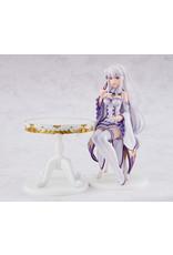 Kadokawa Emilia Tea Party Vers. Re:Zero Figure Kadokawa