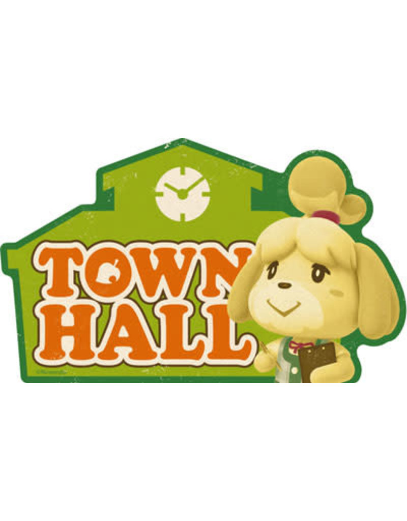 Ensky Animal Crossing Travel Sticker