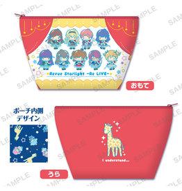 Bushiroad Revue Starlight x Sanrio Little Twin Stars Pouch