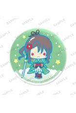 Bushiroad Revue Starlight x Sanrio Little Twin Stars Can Badge Rinmeikan