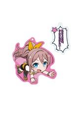 Good Smile Company BanG Dream Garupa Pico Dialogue Keychain (Poppin' Party)