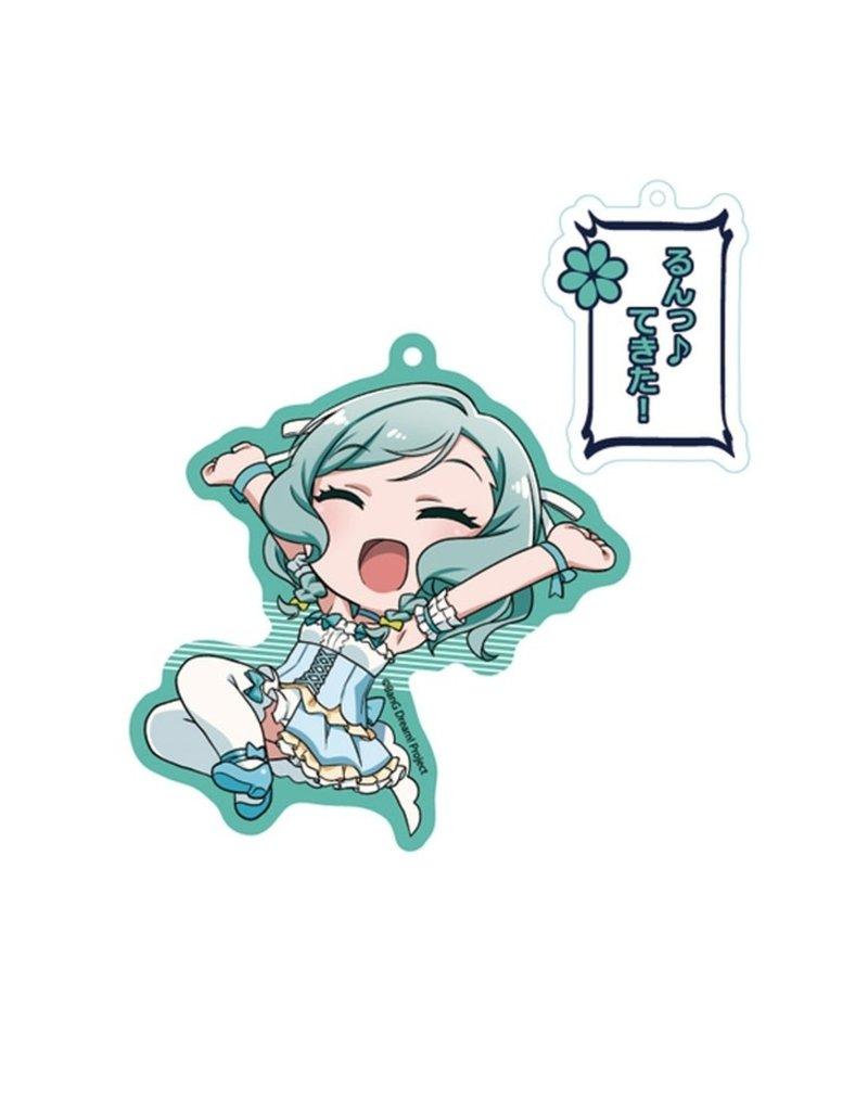 Good Smile Company BanG Dream Garupa Pico Dialogue Keychain (Pastel Palettes)