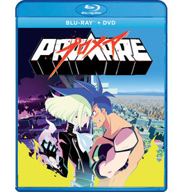 GKids/New Video Group/Eleven Arts Promare Blu-Ray/DVD