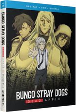 Funimation Entertainment Bungo Stray Dogs DEAD APPLE Blu-Ray/DVD