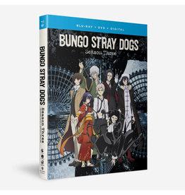 Funimation Entertainment Bungo Stray Dogs Season 3 Blu-Ray/DVD