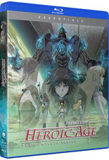 Funimation Entertainment Heroic Age Essentials Blu-Ray