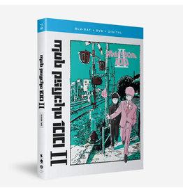 Funimation Entertainment Mob Psycho 100 II Blu-Ray/DVD