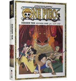 Funimation Entertainment One Piece Season 10 Part 1 DVD
