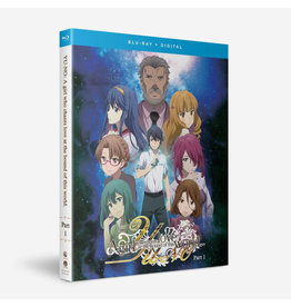 Funimation Entertainment YU-NO A Girl Who Chants Love At The Bound Of This World Part 1 Blu-Ray