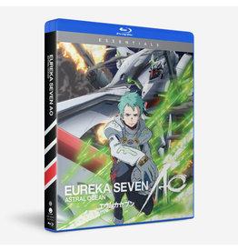 Funimation Entertainment Eureka Seven AO Complete Series Essentials Blu-Ray