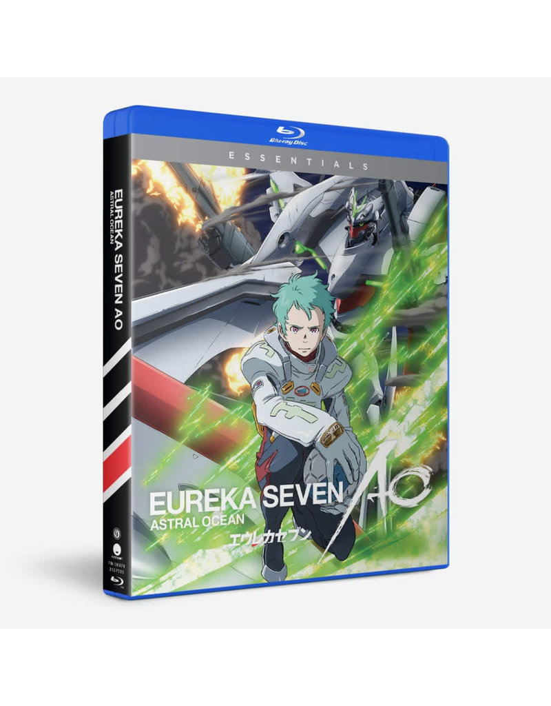 Funimation Entertainment Eureka Seven AO Complete Series Essentials Blu-Ray