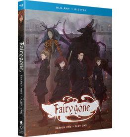 Funimation Entertainment Fairy Gone Season 1 Part 1 Blu-Ray