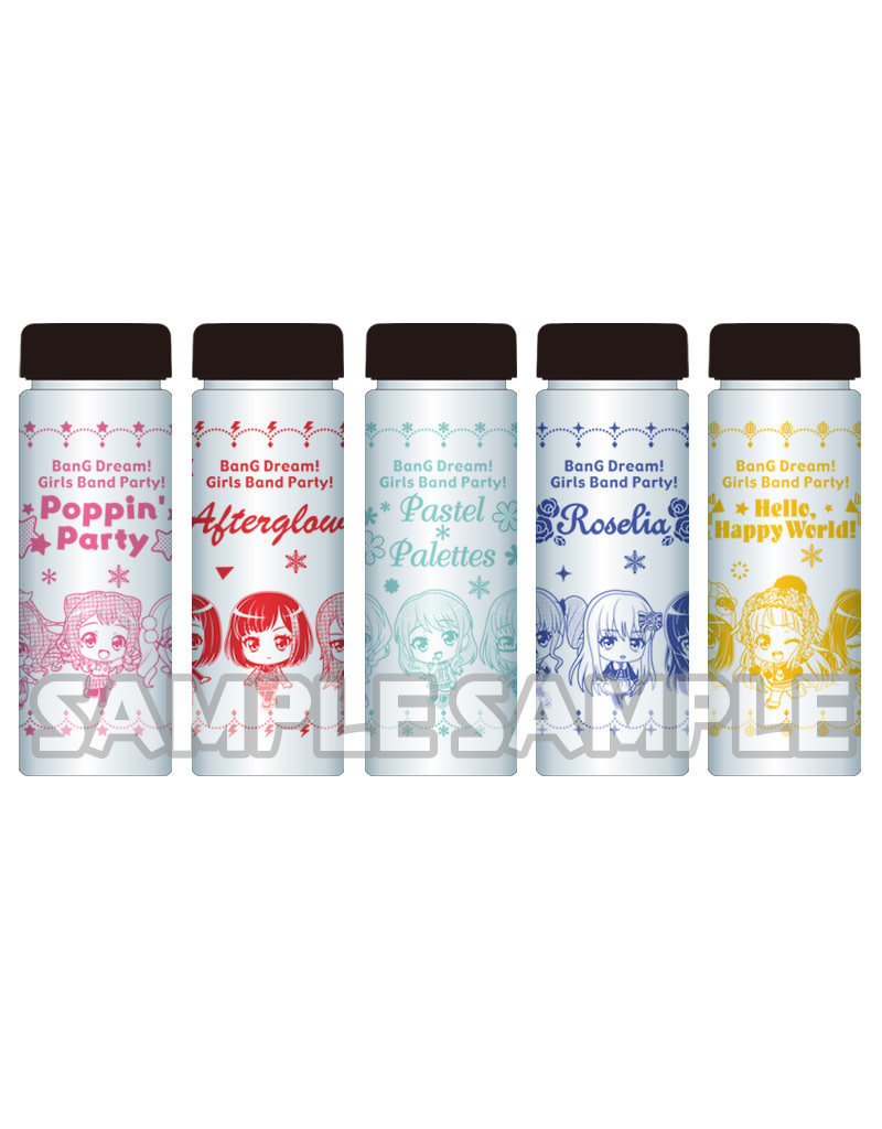 Bushiroad BanG Dream Water Bottle