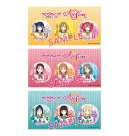 Bandai Namco Love Live! All Stars Can Badge Set Aqours